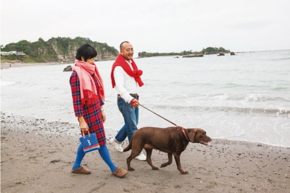 毎日のワクワクこそ究極のエイジングケア:杉本伸子さんの元気の素