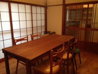 朝倉さん キッチン