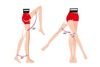 女の若さは「股関節」がキーワード⑤ 股関節の仕組み その3