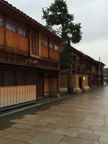 カカオサンパカ 金沢のある金沢にし茶屋街