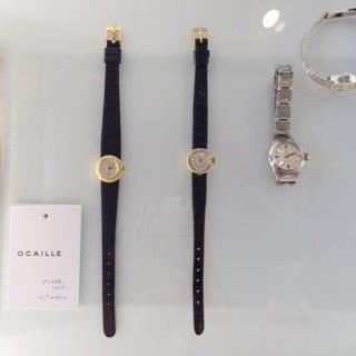 オカイユ ビンテージ時計