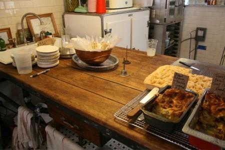 カフェな日々 オープンキッチン2