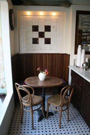 カフェな日々 テーブル