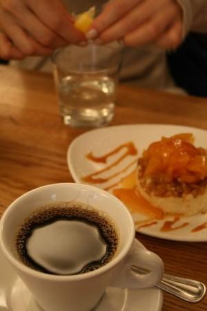 カフェな日々 パン&コーヒー