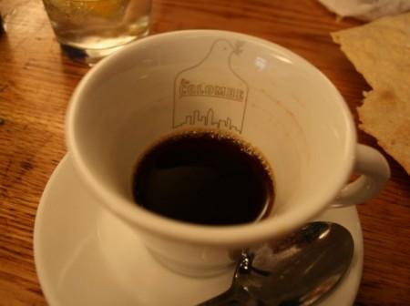 カフェな日々 絵のカップ