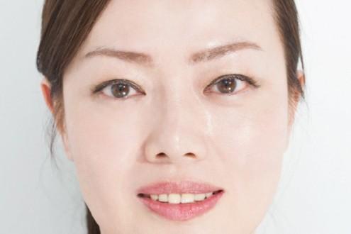CHIHARU式【実例】旬顔に変身!①細・上がり眉