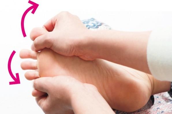 """いつまでも""""歩ける体""""をつくるために""""足指""""を育てよう!⑤「指ねじり」エクササイズ"""