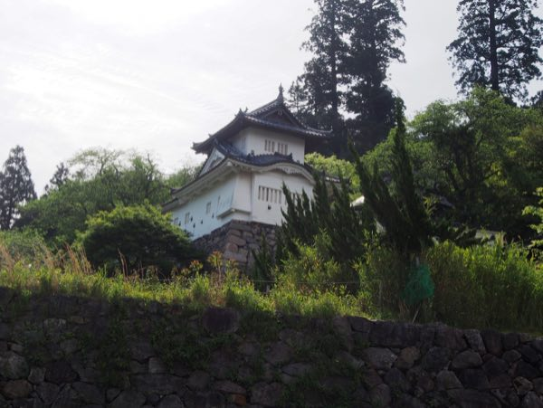 吉田出石城