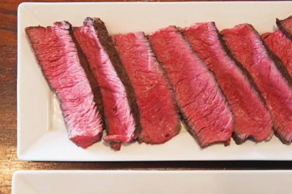 「赤身肉」の旨味が堪能できる厳選店③【肉山】