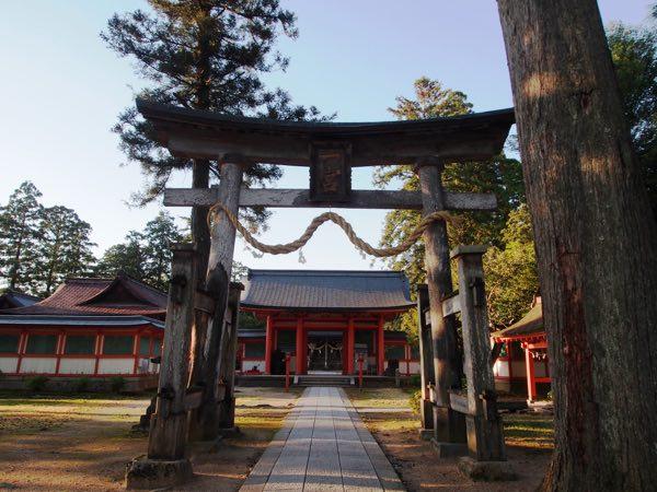 吉田出石神社