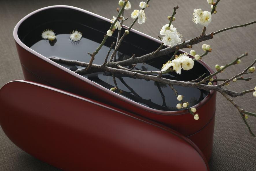松田 うるし、花
