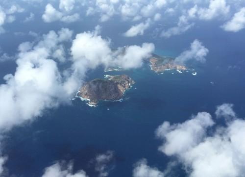 井原さん カリブ海島