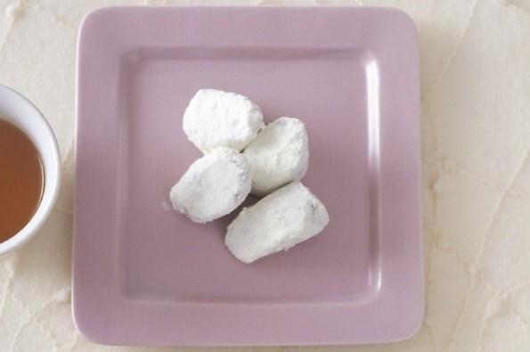 腸美人になれるお茶の時間④きな粉と甘栗のひとくち菓子&ココアボール