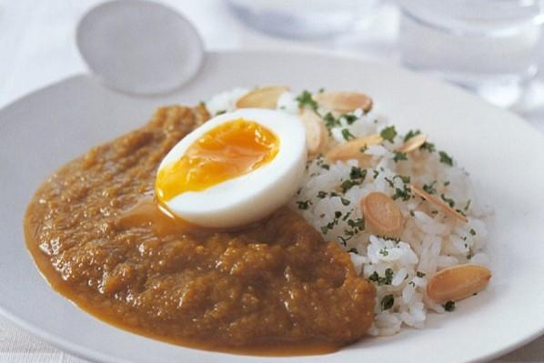腸にやさしい繊維食⑦純和風の根菜カレー
