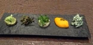 松田里山料理