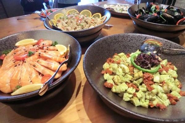 マカオの美食レストラン「トロンバ・リージャ」2