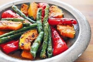 プロが伝授! 賢い主食選びの秘訣:カノウユミコさんの焼き野菜レシピ