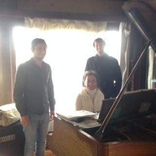 朝倉さん ピアノ
