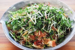 プロが伝授! 賢い主食選びの秘訣:カノウユミコさんの栄養満点サラダレシピ