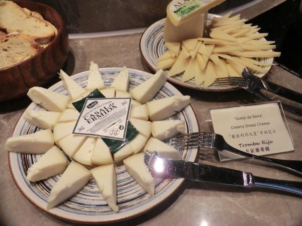マカオの美食レストラン「トロンバ・リージャ」1