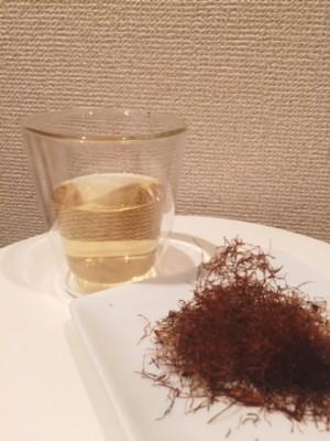 水毒に、とうもろこしのひげ茶