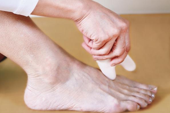 美賢人の「脚&足」対策②かっさでO脚&X脚を予防・改善