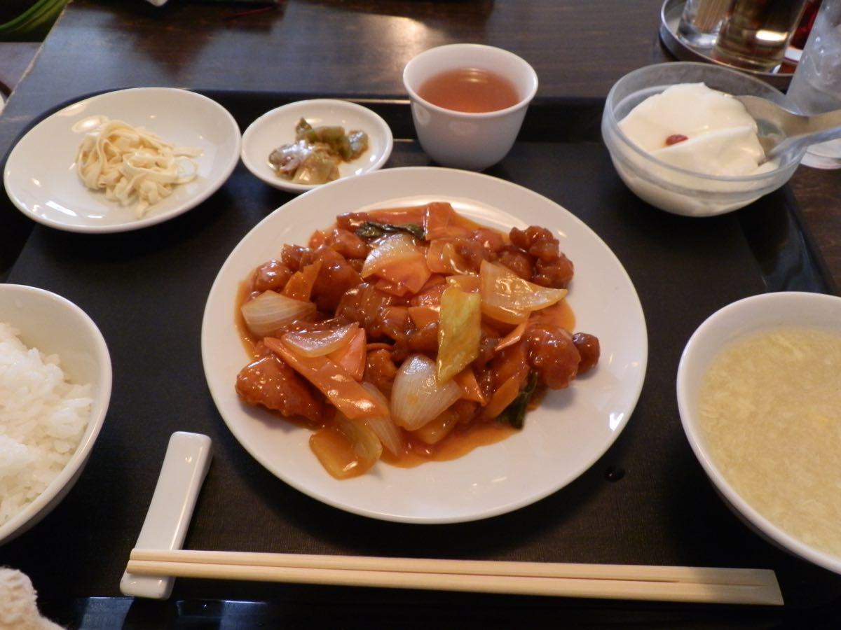 小原京都中国菜燕燕1