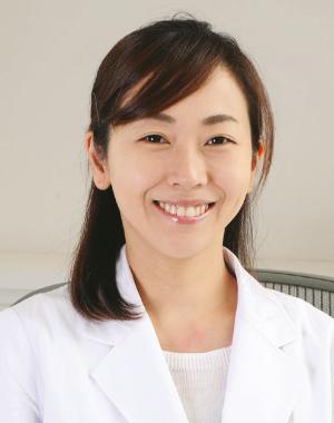 副院長の野田真喜先生。女性の立場に立った親身な説明をしてくれます。なるほど!のアドバイスも
