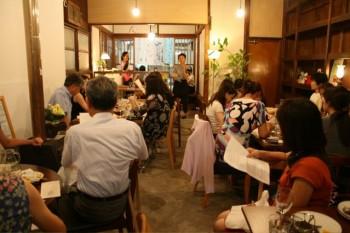 今村さん カフェ
