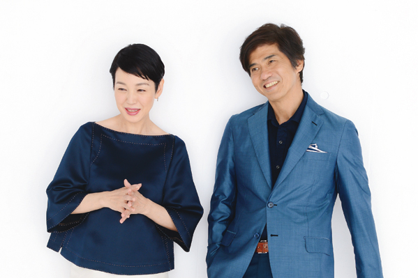映画『愛を積むひと』が語りかける家族の絆とは…?②佐藤浩市さんと樋口可南子さんにインタビュー。自分のこと、家族のこと…。