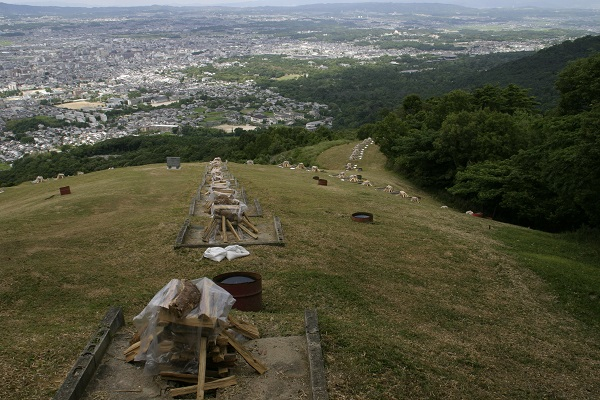 吉田なら8月15日 30ケ寺による仏式慰霊祭2