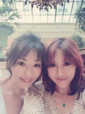 井原さん マナティとミキティ