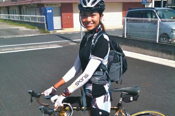 自転車がOurAge世代にいい理由①体幹が鍛えられダイエット効果も!