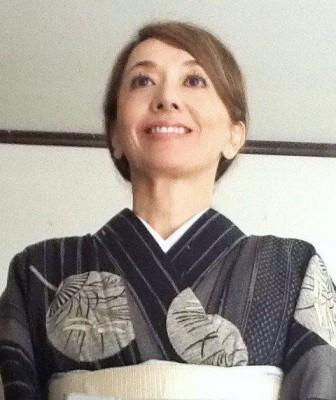 朝倉さん 浴衣