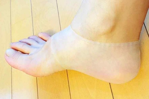 足の角質をお手入れして女っぷりアップ!