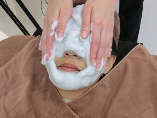 小野 泡洗顔