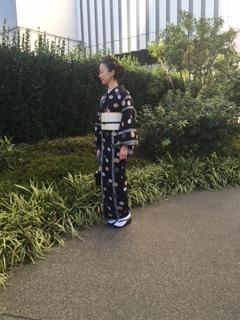 小林さん 庭園・金井