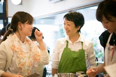 庄司いずみさんのセミナー「プレミアム豆乳マジック」が開催されました!