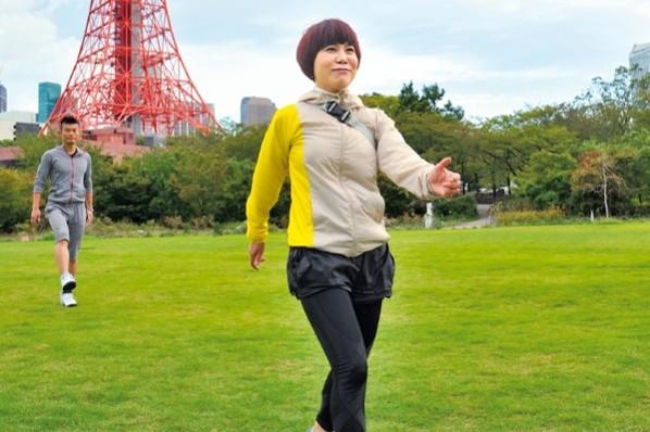 山本浩未さん/ トレーニングでついた筋肉は、心も体も支えてくれる
