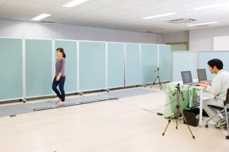 「筋肉枯れ」度がわかる! 花王研究所の「歩行支援プログラム」