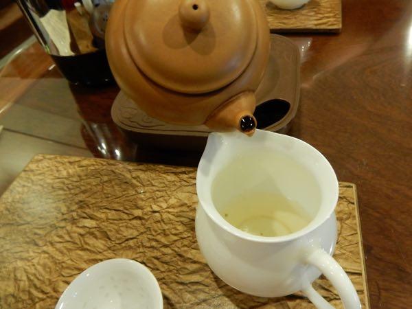 中国茶の正しい飲み方