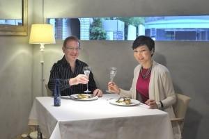 夫婦の会話に、素敵な潤滑油になりそうなお酒ー杉野宏子さん