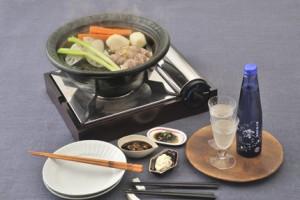 松田美智子さんが提案。「澪」と相性抜群、滋味たっぷりの蒸し鍋料理