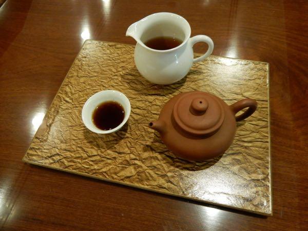 中国茶の正しい飲み方2