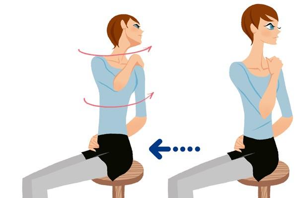 おうちで簡単にできる「筋ストレッチ」⑤/柔軟性を高めたいときの「筋ストレッチ」