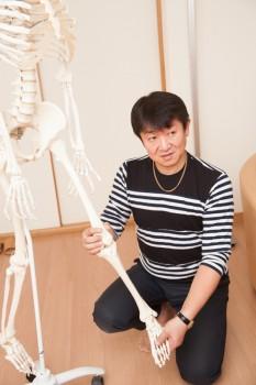 筋膜リリース 模型