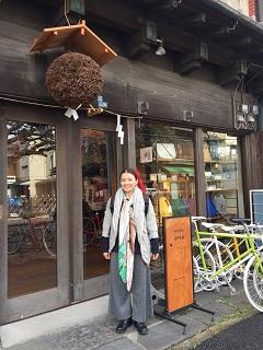 小林さん Tokyobike前