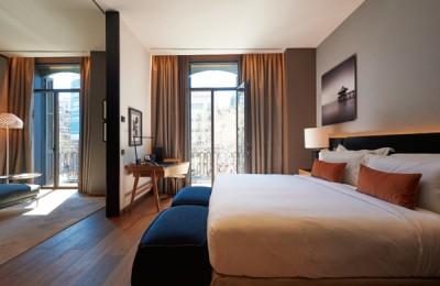 癒しのバルセロナ 客室