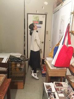 小林さん hal・店内2