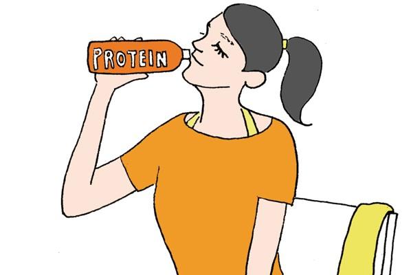 「筋トレ」効果を高める効果的なタンパク質のとり方/効率よくとるなら朝食重視で!